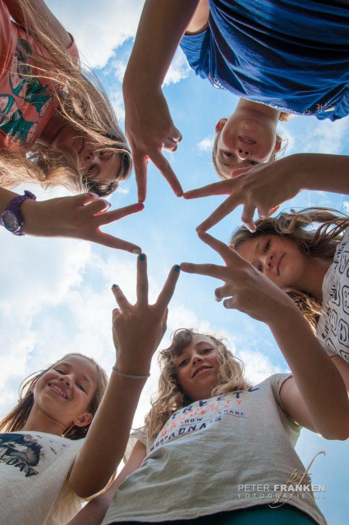 Fotoshoot Groep 8 2014 't Bossche Hart